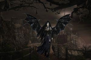 fantasy art angel artwork