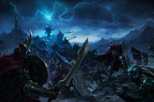 fantasy art battle endless legend