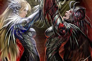 fantasy art fantasy girl witchblade