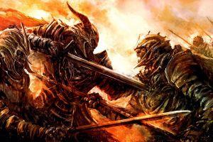 fantasy art sword artwork