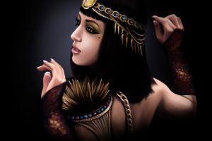 fantasy girl artwork fantasy art dark hair