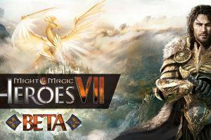 fantasy men video games pc gaming might & magic heroes vii dragon