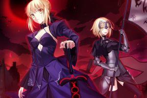 fate/grand order saber alter fate series ruler (fate/grand order)
