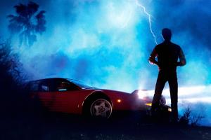 ferrari testarossa music car ferrari album covers lightning night