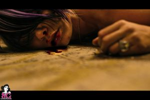 fighting fight club suicide girls