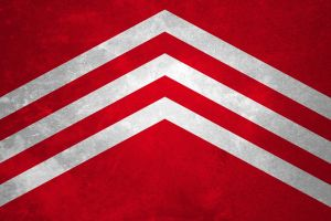 flag digital art wales white red