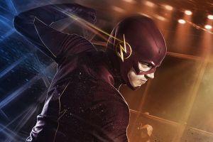 flash superhero dc comics