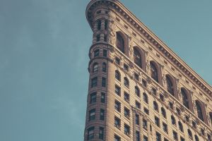 flatiron building  building architecture new york city