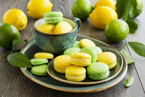 food cookies nature lemons limes