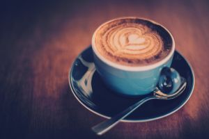 food drink spoon cup coffee