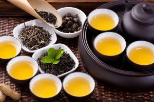 food still life tea pot