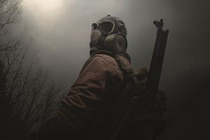 forest gas masks s.t.a.l.k.e.r.