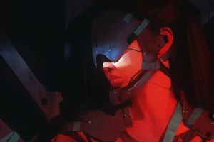 futuristic anime science fiction