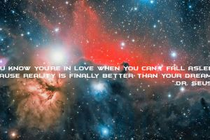 galaxy love quote