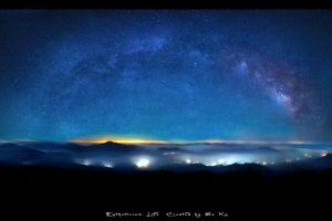 galaxy milky way photography