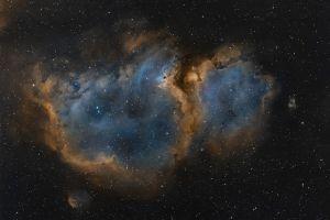 galaxy space nebula cassiopeia