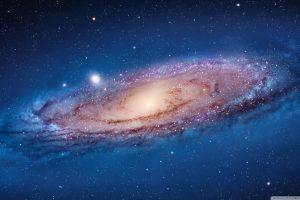 galaxy space spiral galaxy