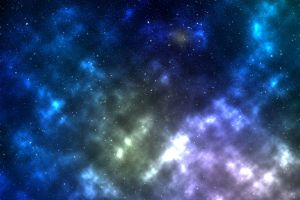 galaxy space stars nebula void