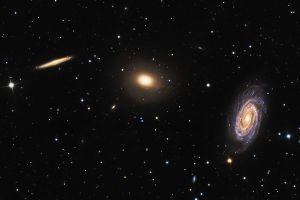 galaxy stars space universe