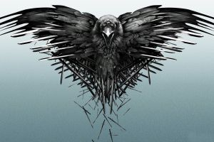 game of thrones sword crow
