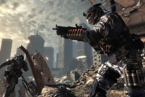 gamers call of duty: ghosts call of duty video games first-person shooter