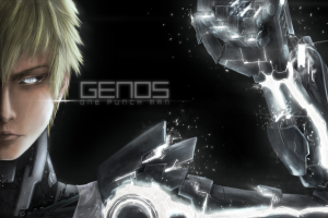 genos one-punch man anime