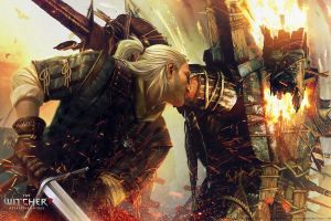 geralt of rivia the witcher 2: assassins of kings the witcher