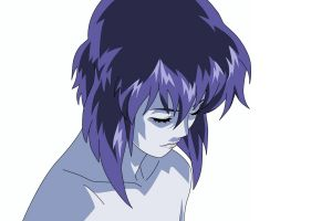 ghost in the shell kusanagi motoko ghost in the shell: arise
