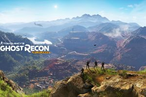 ghost recon tom clancy's video games tom clancy's ghost recon tom clancy's ghost recon: wildlands