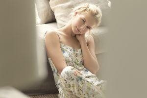 gintare sudziute model women blonde