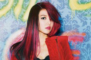 girls' generation asian sooyoung k-pop snsd