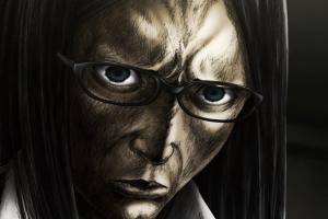 glasses anime anime boys