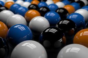 gloss macro balls bowls