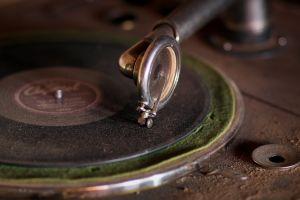 gramophone phonographs music vintage