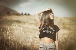 grass closed eyes nature women women with glasses