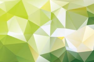 green bright pattern