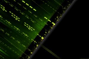 green digital art black binary render numbers deviantart