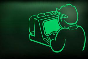 green vault boy video games fallout fallout 4