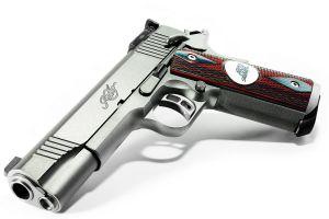gun 1911 kimber .45 acp
