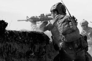 gun ar-15 soldier rifles australian army special forces military