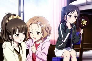 hanasaku iroha anime anime girls
