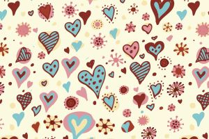 heart abstract love