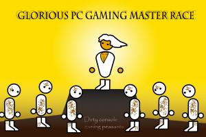 hero zero punctuation pc master  race computer minimalism
