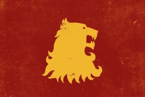 house lannister animals lion game of thrones sigils