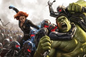 hulk avengers: age of ultron scarlett johansson the avengers women redhead black widow
