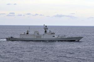 indian-navy warship frigates shivalik class