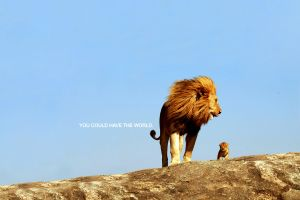 inspirational lion quote