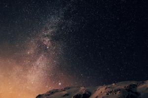 international space station earth space galaxy milky way dark stars