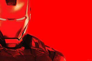 iron man 3 red iron man red