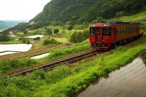 japan train railway